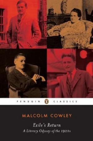 Annie Garvey's Reviews > Exile's Return: A Literary Odyssey of the ...