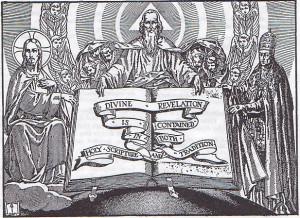 CATHOLIC ORAL TRADITION