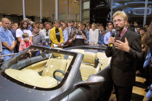 BREAKING: Chris Bangle quits BMW, auto industry