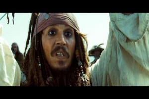Captain Jack Sparrow...