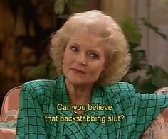 Shady Pines Ma! Golden Girls Quote Greeting Note Card Fun TV 80's