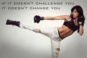 If it doesn't challenge you