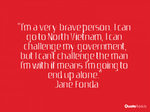jane fonda vietnam quotes