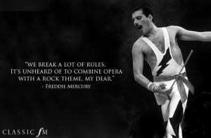 Queen Freddie Mercury Quotes Freddie Mercury