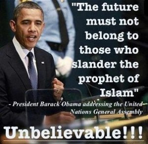 Quotes From Barack Hussein Obama On Islam And Christianity.