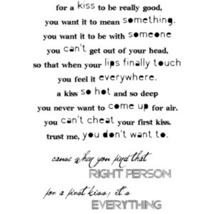 Kisses quotes image by nicoleisthesex on Photobucket - Polyvore