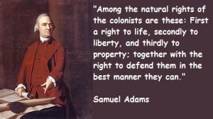 20 Inspiring Samuel Adams Quotes