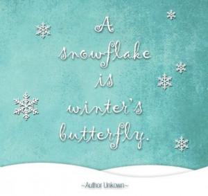 Christmas Snowflake Quotes Christmas snowflake quotes