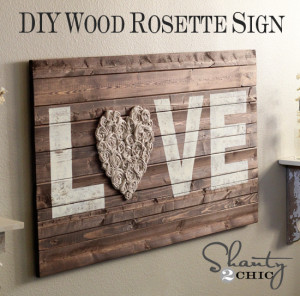 You can see my tutorial on the wood sign HERE !! It is super easy and ...