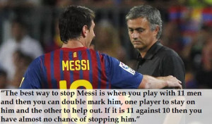 Top 10 quotes on Leo Messi (Photo)
