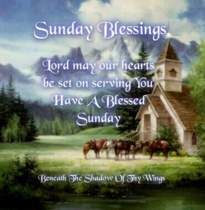 Sunday BlessingsHappy Sunday, Blessed Day, Blessed Sunday, Blessed ...