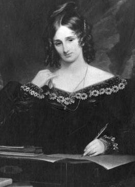 Mary Shelley - English novelist, short story writer, dramatist ...