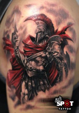 zeus the greek god tattoo | Mythology God Ares Tattoo | Arte Tattoo ...