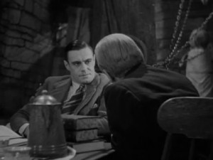 frankenstein 1931 clip name waldman and frankenstein discuss monster ...