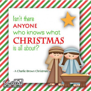 Movie Quote - A Charlie Brown Christmas