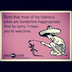 ... funny #shit #ecard #ecards #hilarious_ecards #No #Apologies #needed #