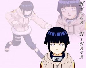 Hinata Hyuga Uzumaki Naruto Hentai Blue Hair Kiss Panties