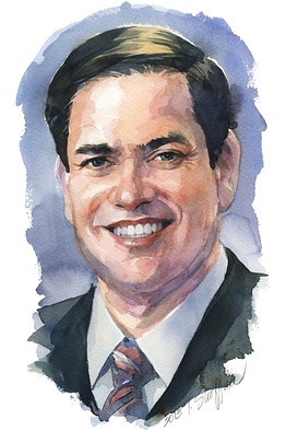 Marco Rubio: Riding to the Immigration Rescue