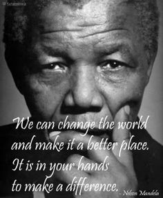 Nelson Mandela Equality Quotes. QuotesGram