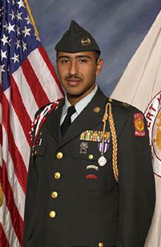 The Army Jrotc Patch
