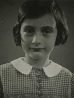 Anne Frank in May 1936, at the age of six More