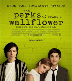 The Perks of Being a Wallflower movie poster cropped