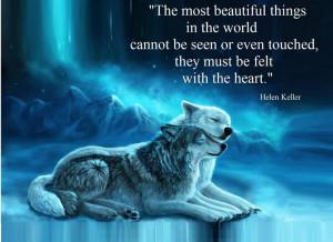 Beautiful Wolves wallpaper