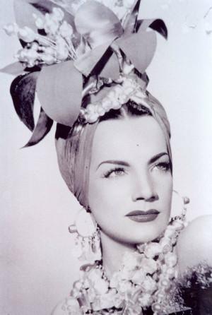 Carmen Miranda Dancer