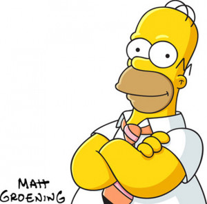 Homero Simpson es el plagio de un personaje sueco publicado por ...