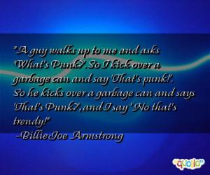 Punk Quotes