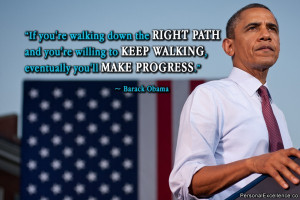 Inspirational Quotes > Barack Obama Quotes