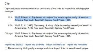 Do you use quotes in a research paper?
