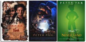 Hook (1991) | Peter Pan (2003) | Return to Neverland (2004)