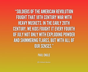 american revolutionary war quotes