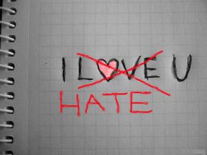 Hate U But.....I Love U Too.....