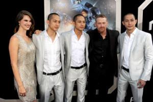 Heather Doerksen 'Pacific Rim' Premieres in LA — Part 4