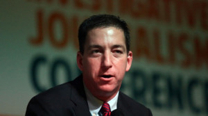 Glenn Greenwald in amsterdam