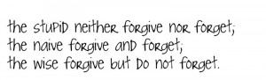 To Forgive And Forget photo naive.jpg