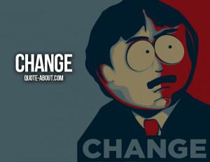 Randy Marsh Change