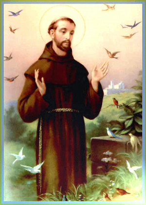 QUOTES OF SAINT FRANCIS OF ASSISI >>>17-07-2012