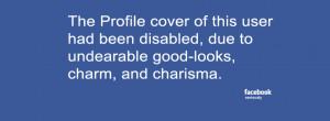 Good Looks Disabled Cover for Facebok Profile Timeline Top Best ...