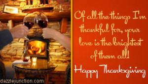 Thanksgiving Love Thanksgiving quote