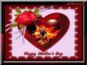 Happy Mother's Day - romantic, sweet, holiday, rose, native american ...