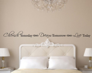 Words And Quotes Wall Stickers