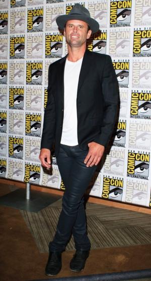 Walton Goggins Picture 35 San Diego Comic Con International 2015