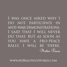 ... Teresa, Favorite Quotes, Brass, Mothers Teresa, Favourite Quotes