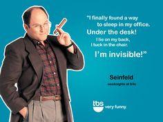 Seinfeld Quotes - George Costanza #seinfeld #seinfeldquotes # ...