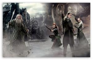 Hobbit Elves Reaction