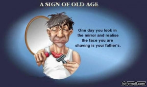 tips on getting older