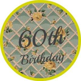 Milestone birthday quotations - 60th birthday plus